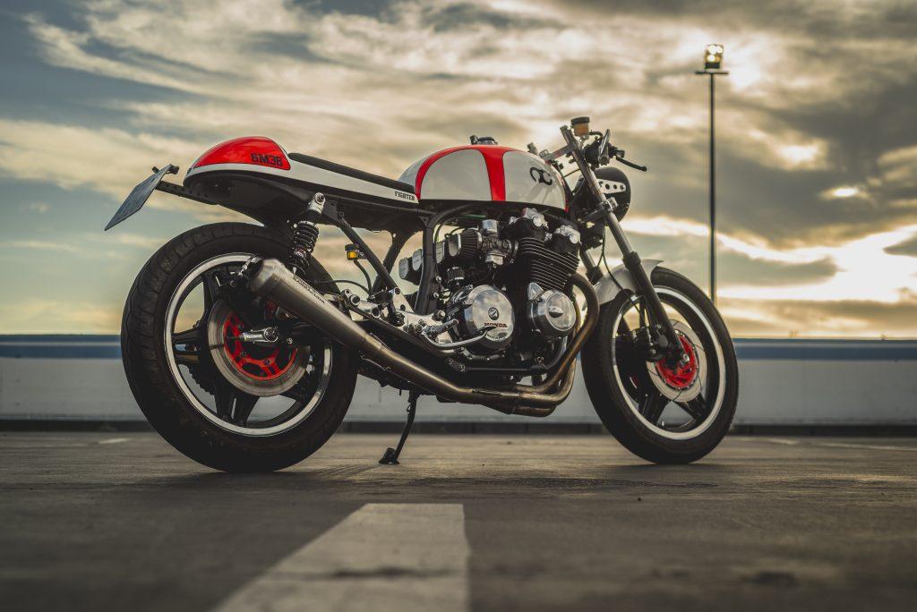 Honda CB900 Bol Dor Restiling