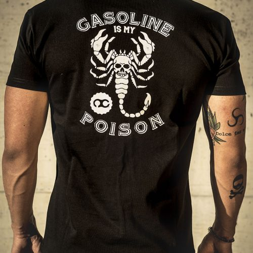 Gasoline is my poison